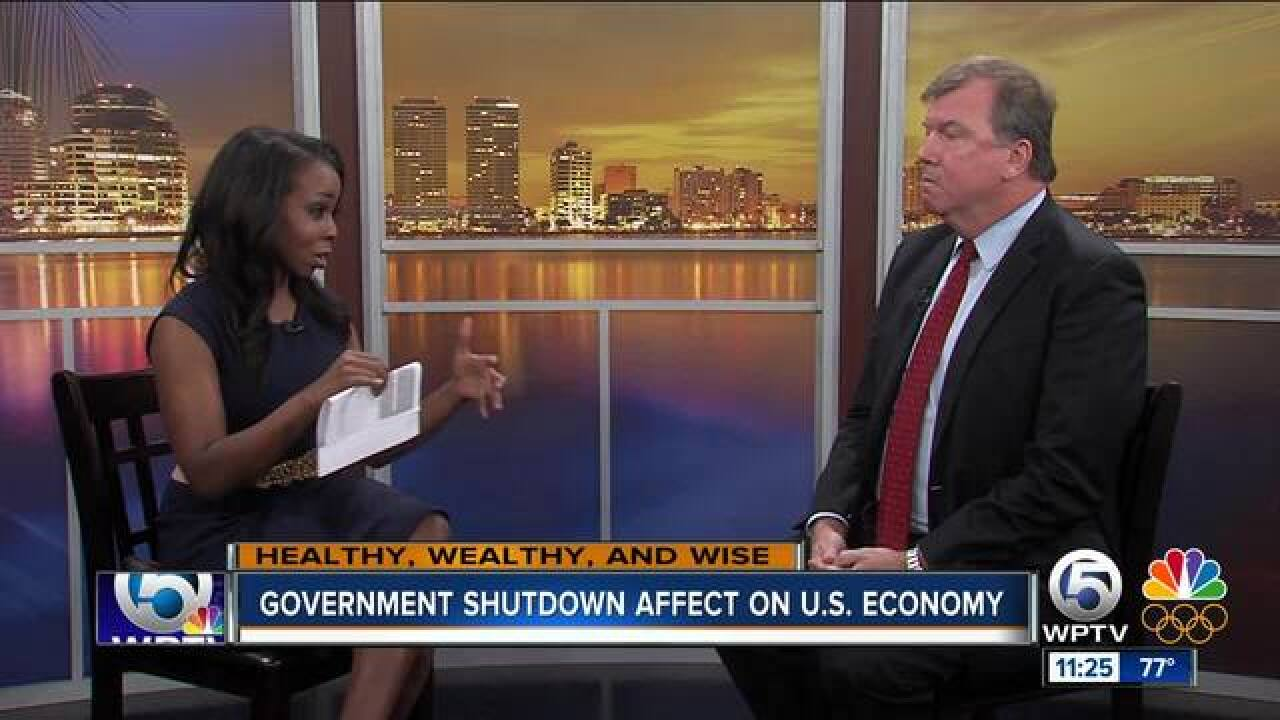 Will government shutdown impact US economy?