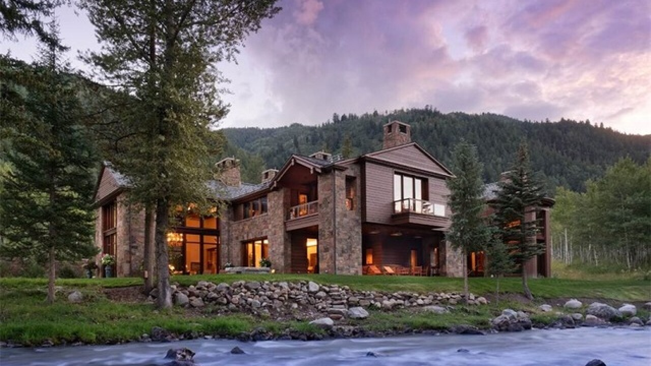 See The 10 Most Expensive Homes For Sale In Colorado Right Now