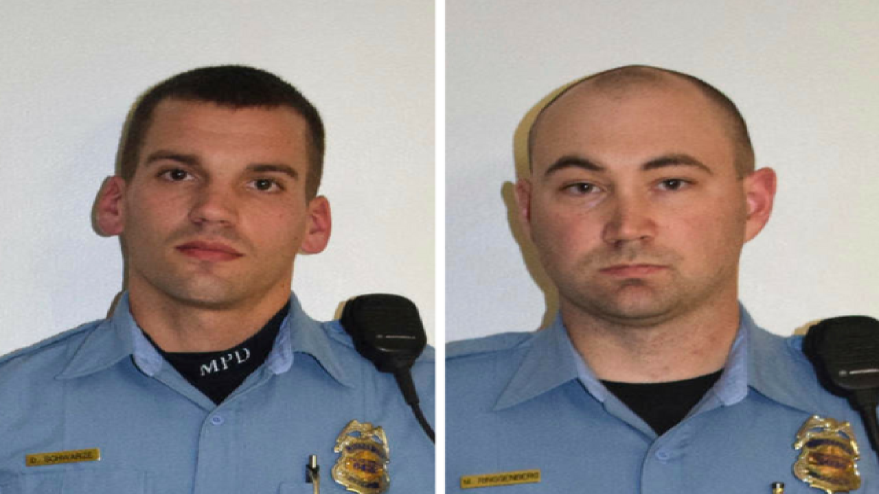 Minn. cops won't be charged in shooting death
