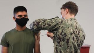 Navy COVID-19 vaccine