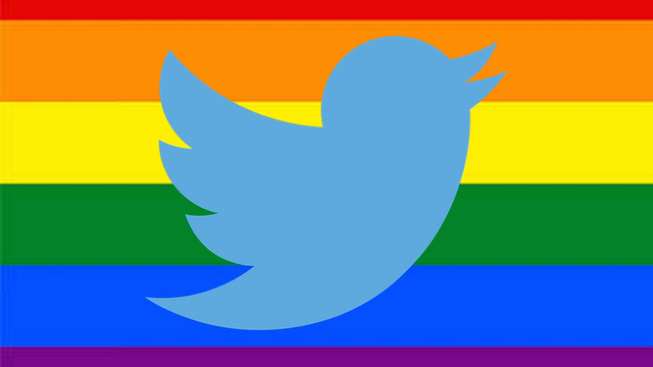 #HeterosexualPrideDay trends online during LGBT Pride Month.