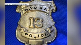Nampa police badge