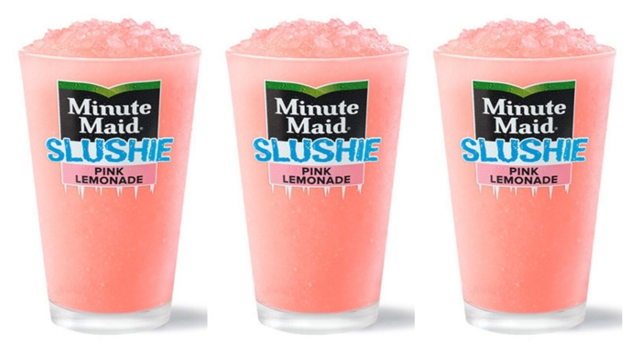 How to get a free pink lemonade slushie at McDonald's