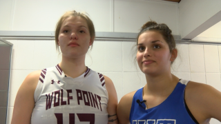 Wolf Point reunion just the beginning for Bighorn sisters