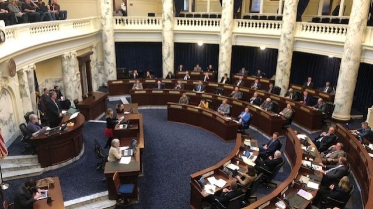 Idaho House spikes federal nullification bill