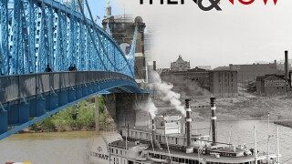 Then & Now: The evolution of Cincinnati's riverfront