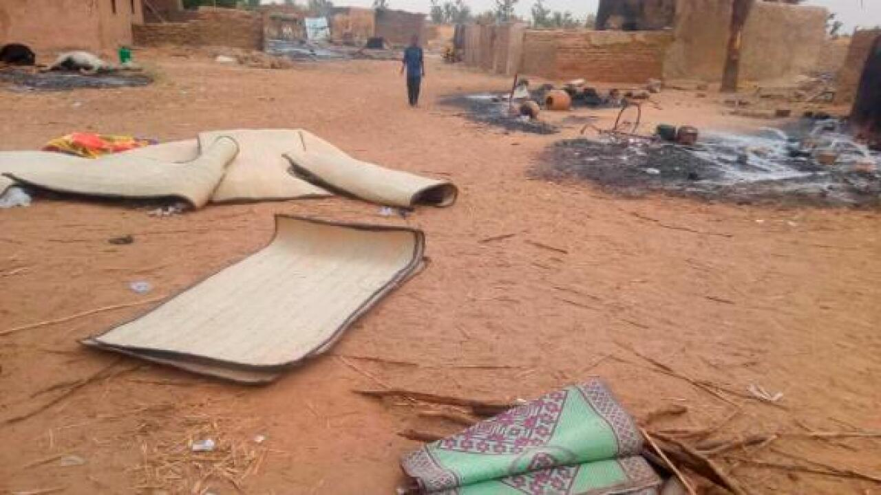 134 killed in attack on Fulani villagers in Mali