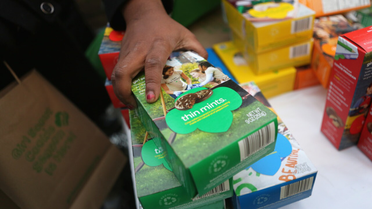 Colorado woman pleads guilty to embezzling Girl Scout cookie profits
