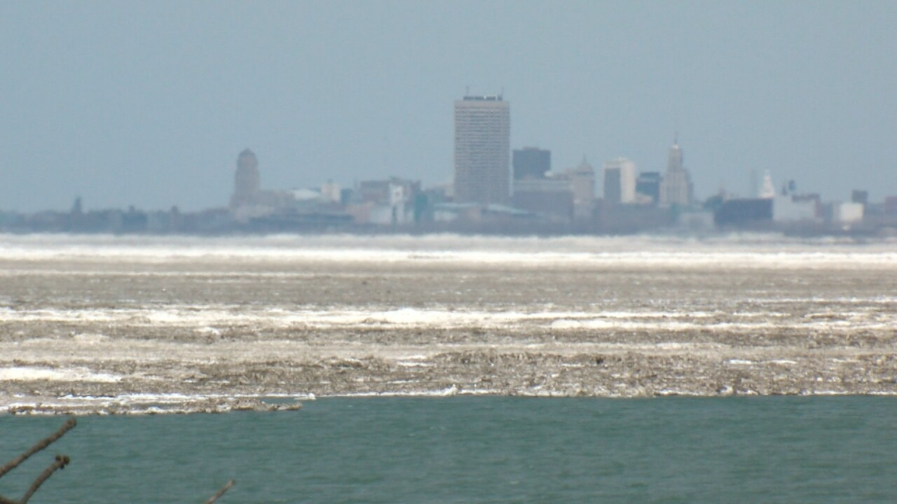 Warning: Coast Guard says weak ice causing problems across Great Lakes