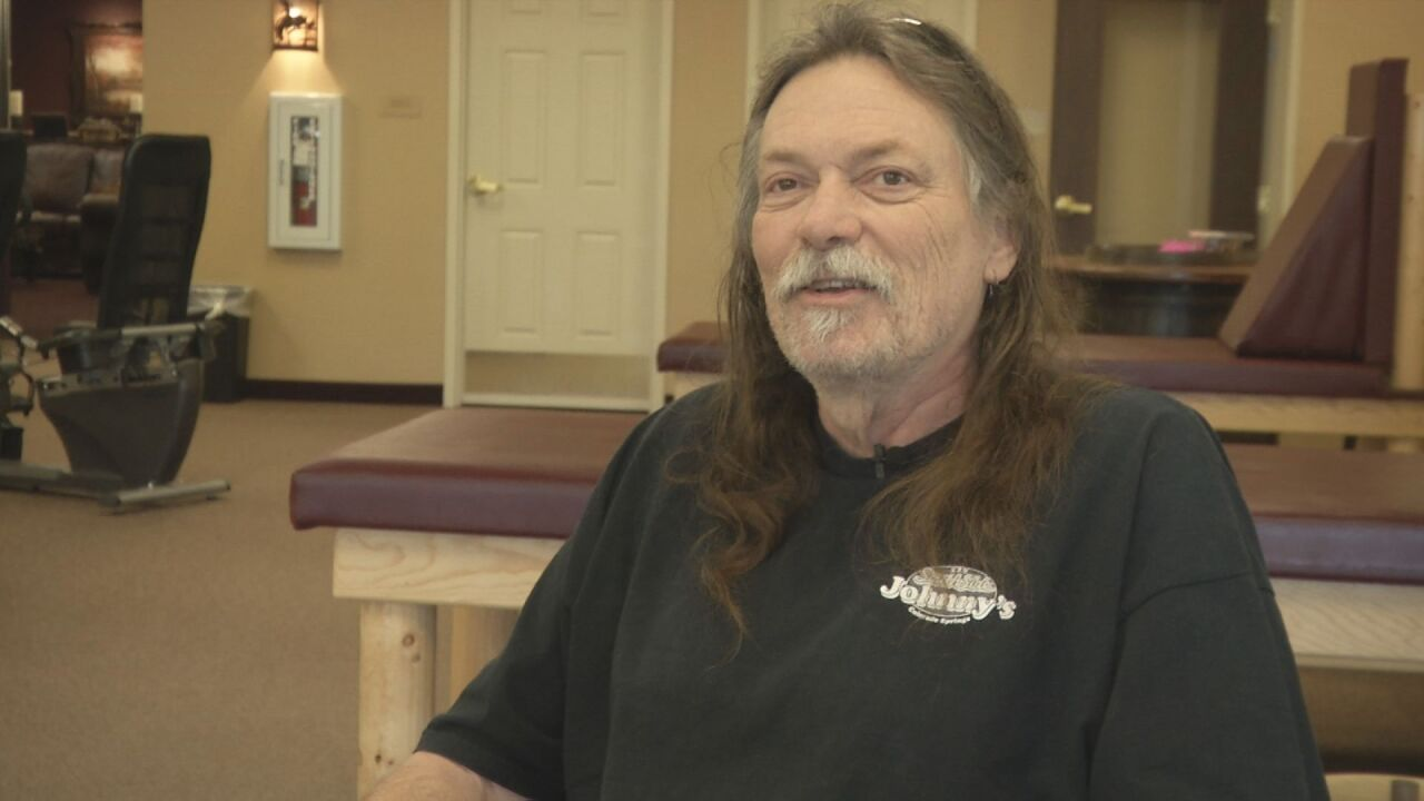 Man injured in crash he didn't cause now has cancer