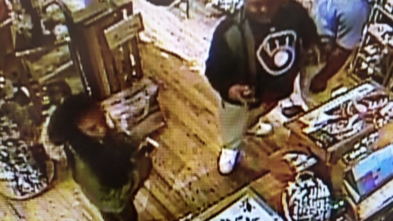Attacker slams 16-year-old Germantown Cracker Barrel employee and destroys merchandise