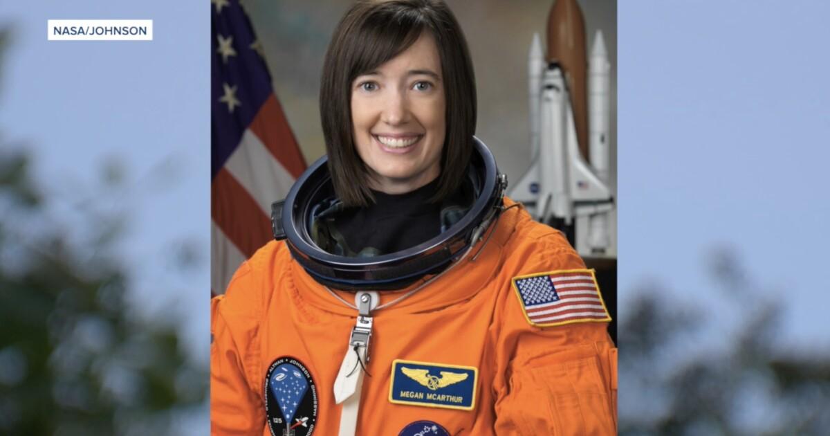 UC San Diego alum piloting NASA's mission to International Space Station