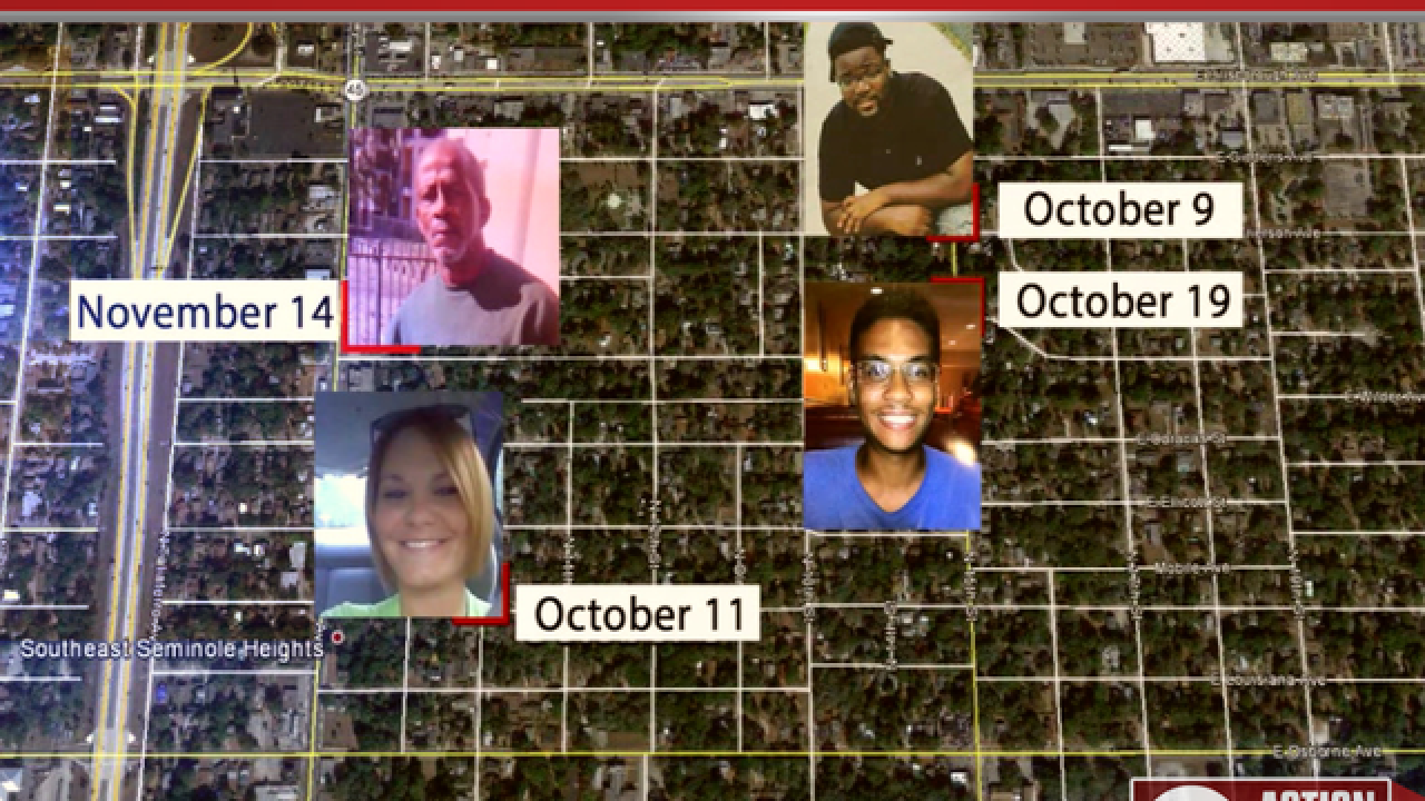 Seminole Heights killer: What we know
