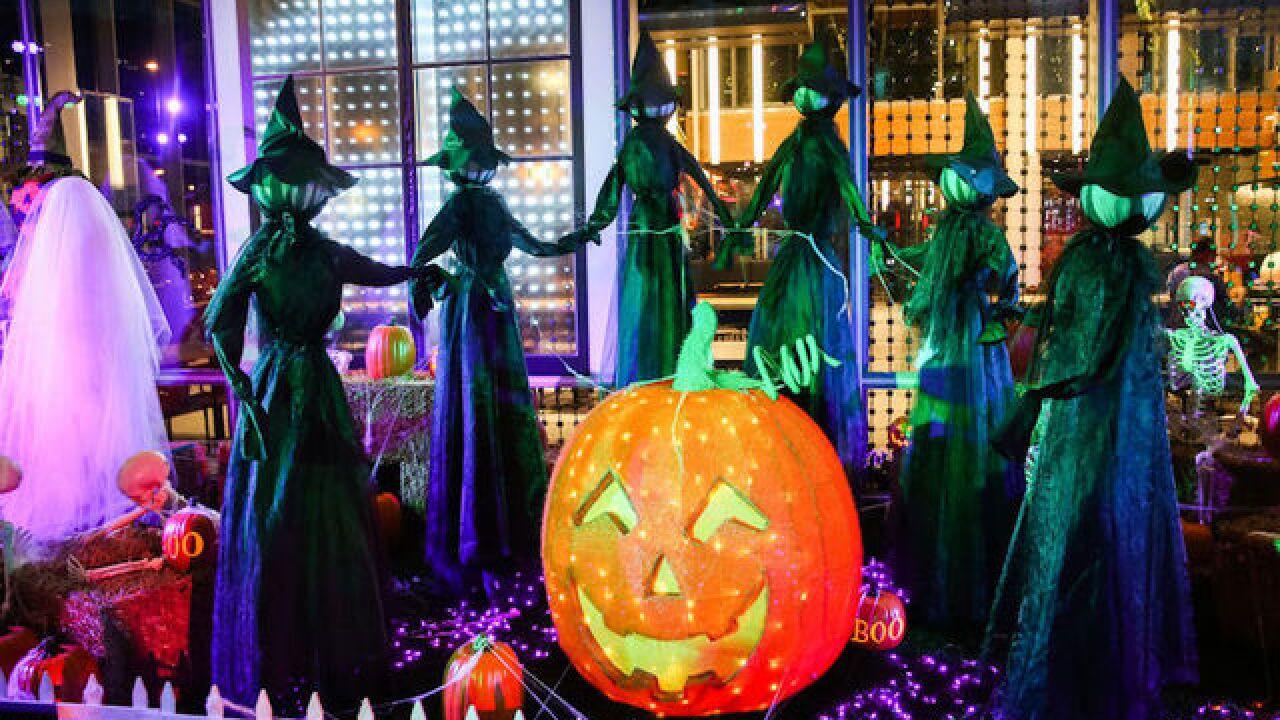 Making Halloween memorable during a pandemic