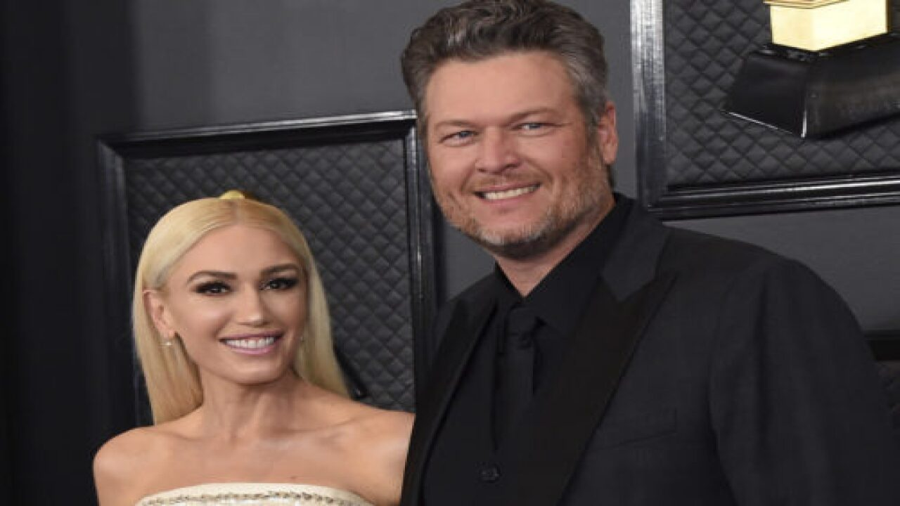 Blake Shelton Asked Gwen Stefani's Sons For Permission To Propose