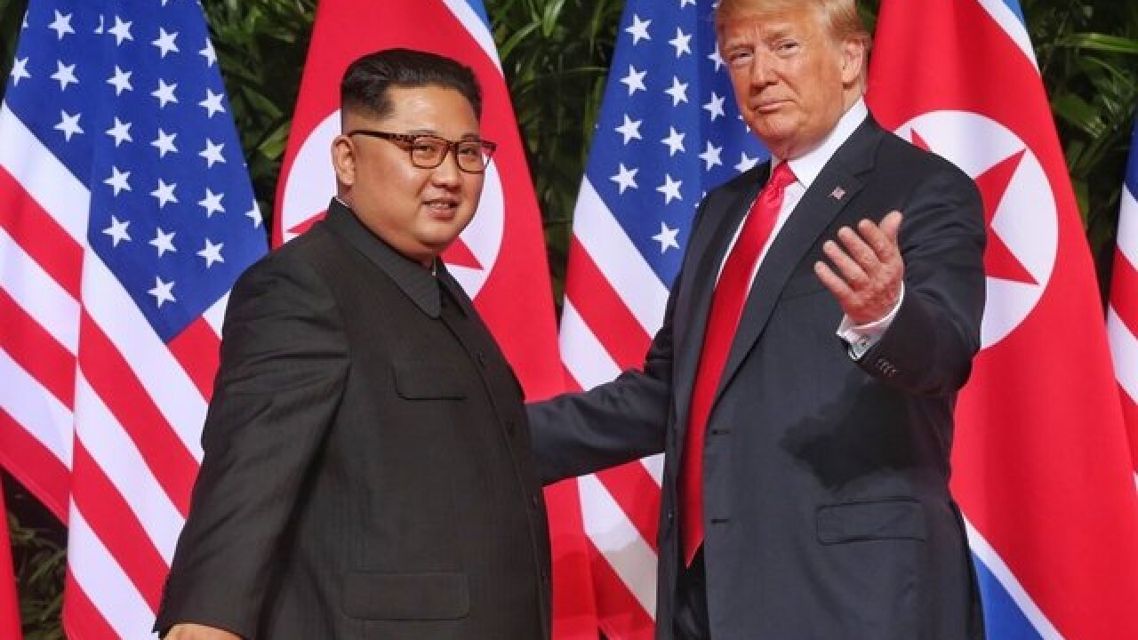 Trump-Kim meeting, 416 Fire and more: 5 Things to Know for Tuesday, June 12