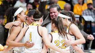 Wyoming Cowgirls rally past South Alabama, reach WNIT's final 16