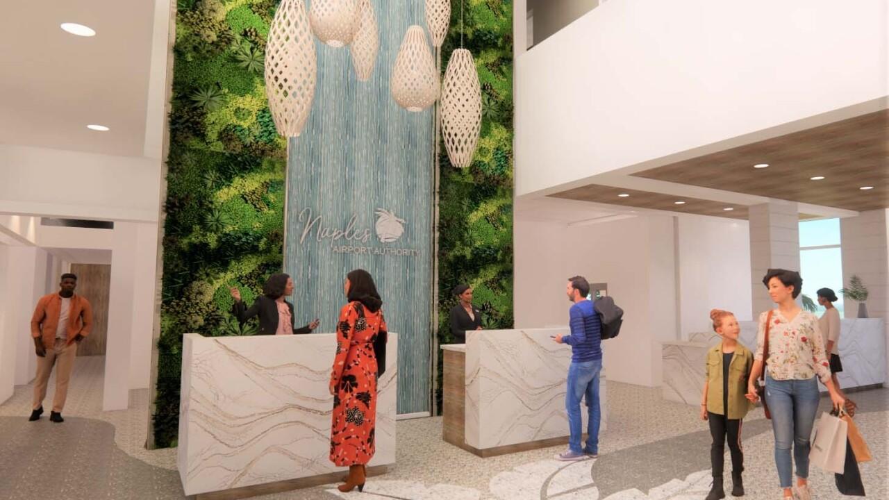 Naples Airport GA Terminal Remodel - first floor lobby rendering.jpg
