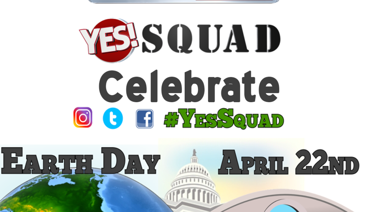 FOX 47 Yes Squad - Earth Day