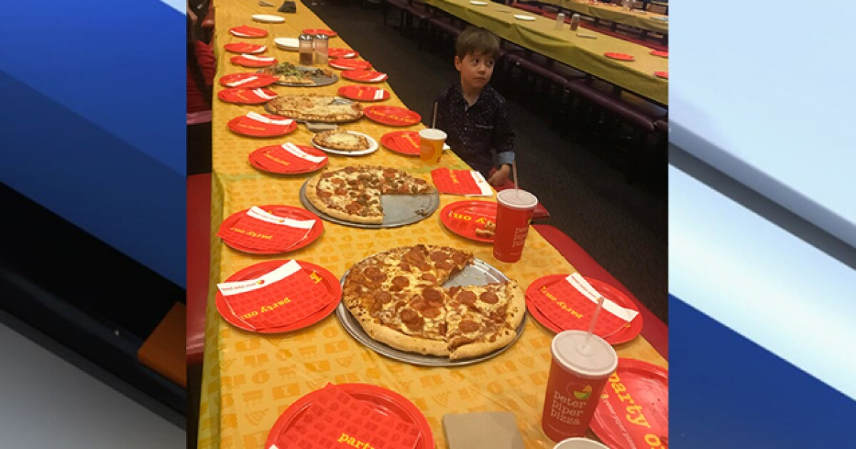 No one shows up to a 6-year-old Tucson boy's birthday party