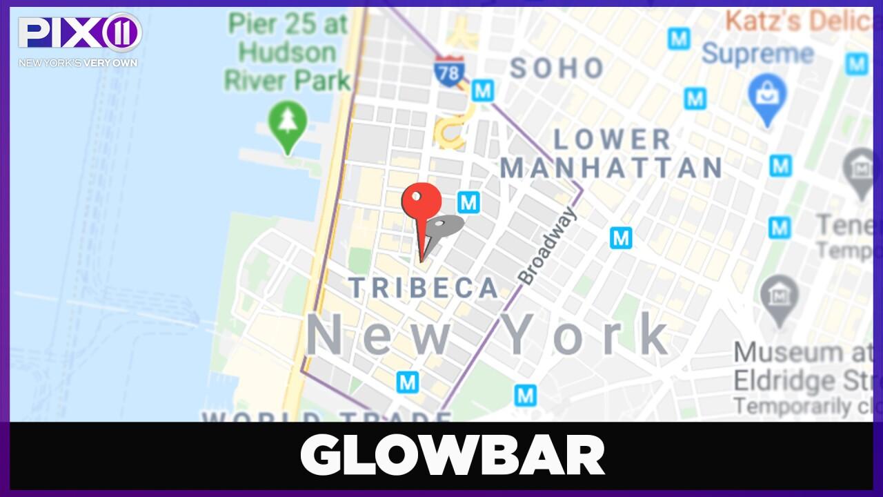 glowbar location