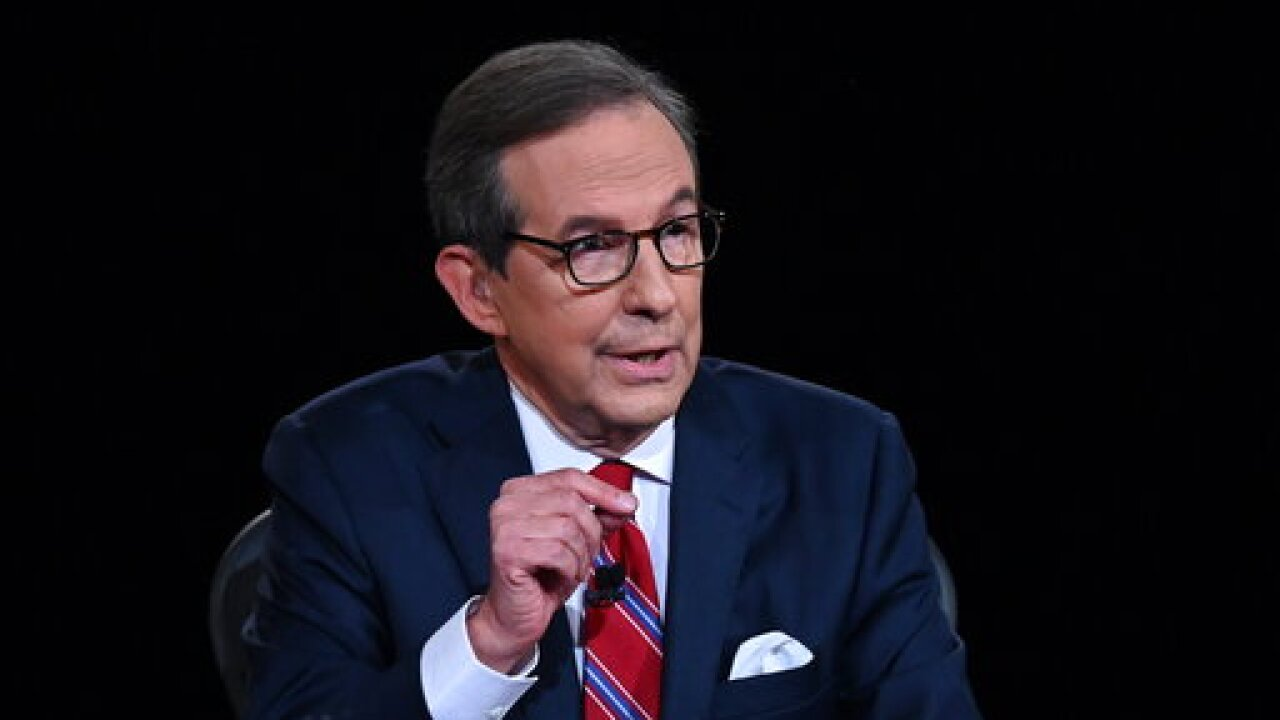 Chris Wallace struggled to keep control of candidates during debate