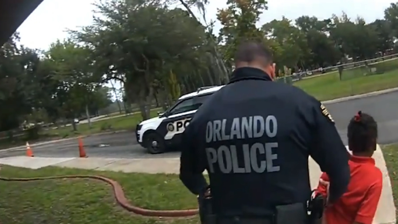 Body cam footage shows 6-year-old child's tearful pleas during arrest at Florida charter school
