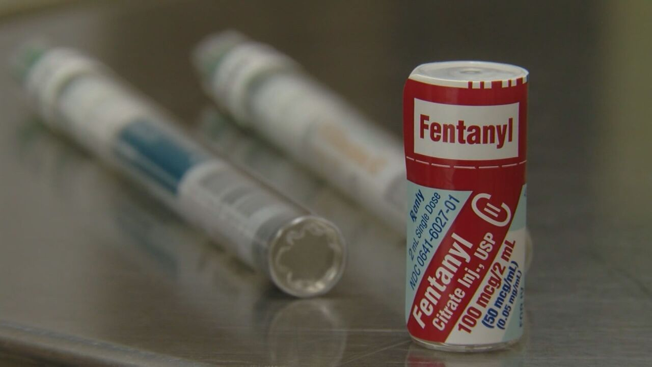 New law reduces punishment for several drugs, including fentanyl