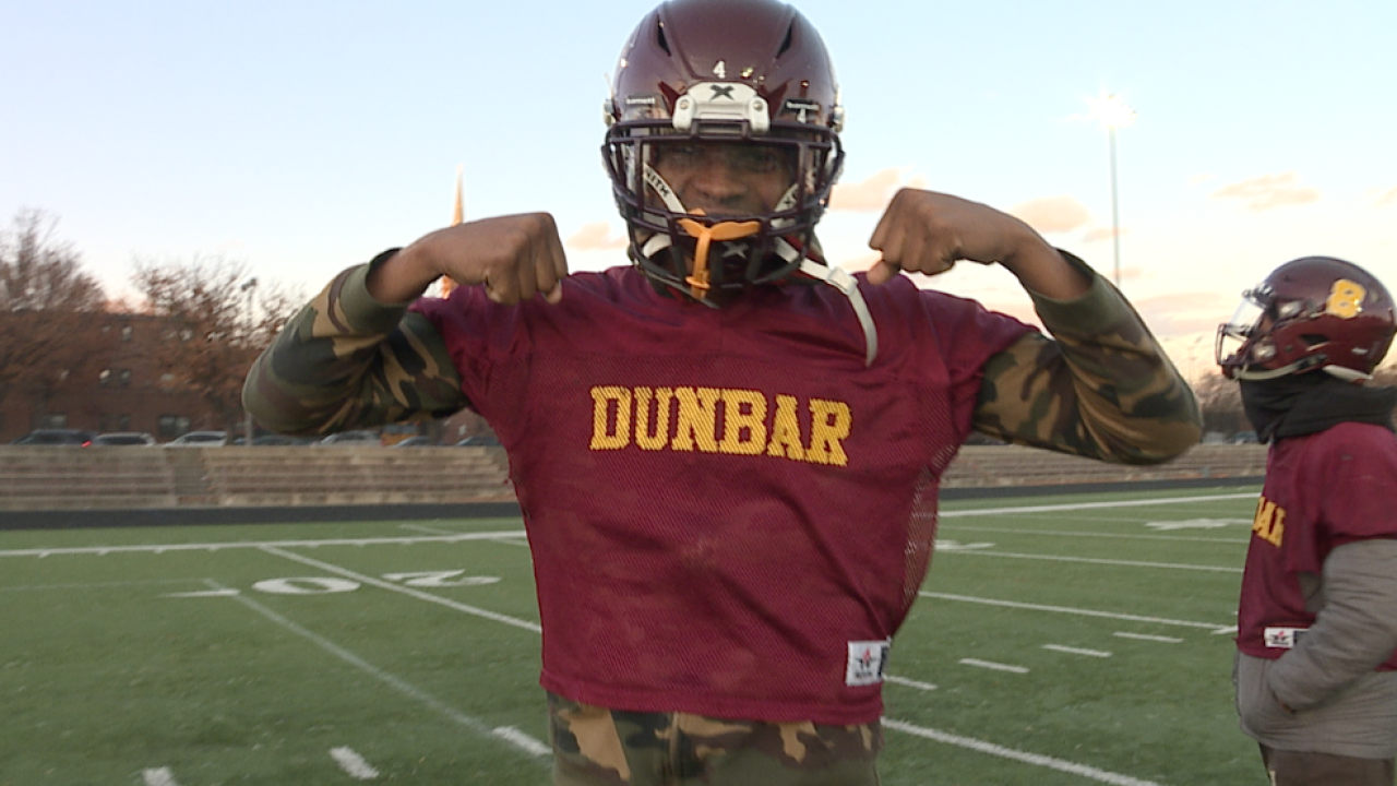 Dunbar High School Football
