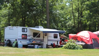 Camping in Jackson County