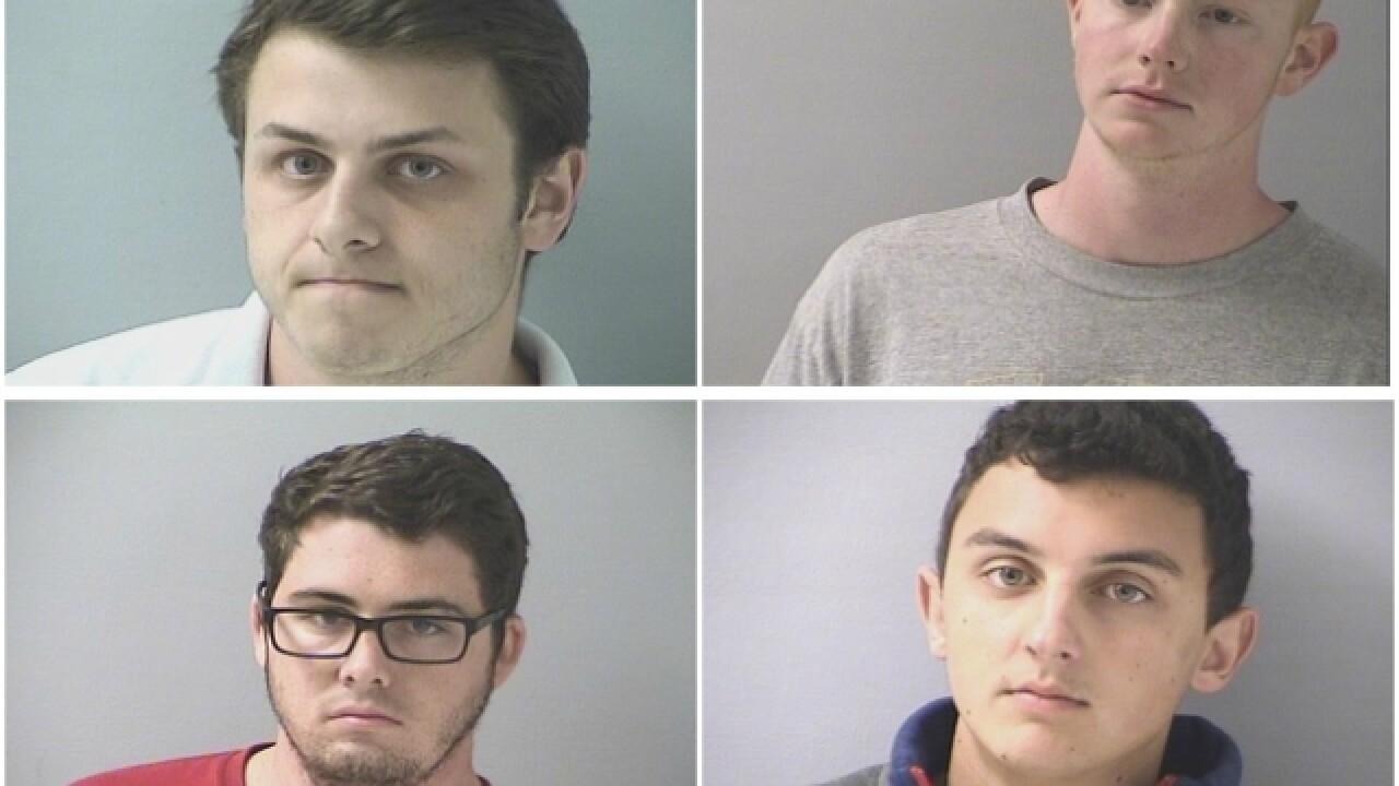 4 Miami University students arrested after 6-month drug
