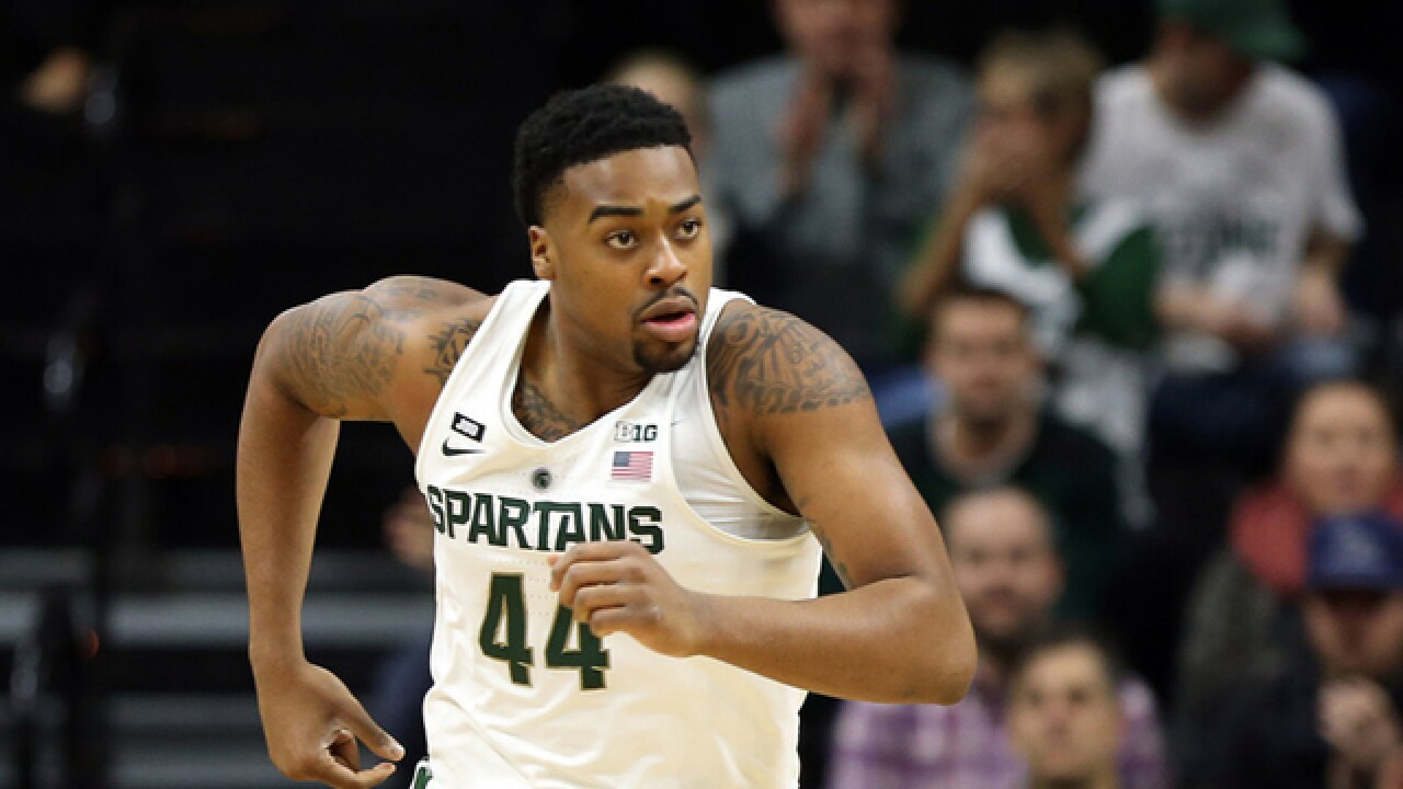 Nick Ward named big ten player of the week