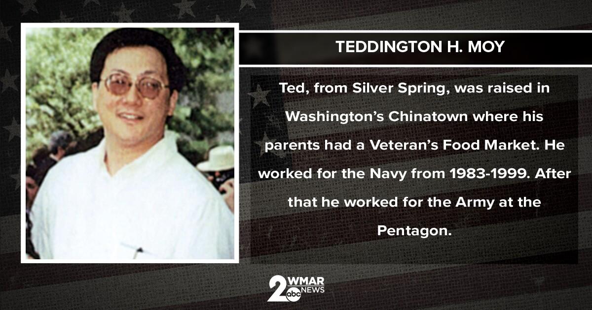 Teddington Moy