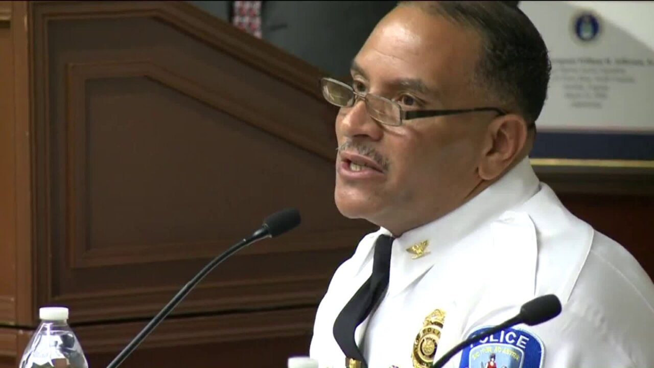 'Not everyone in Gilpin Court is on a stolen bicycle,' Chief Durham says atforum