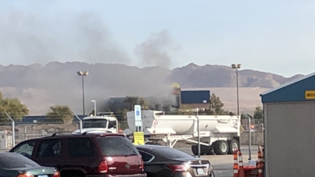 Water Reclamation building fire.PNG