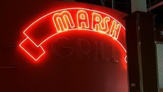 Liquidation sales at Marsh