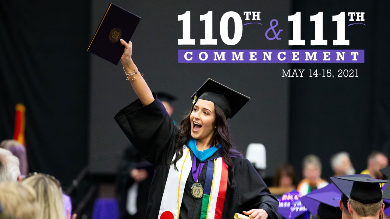 2021 Carroll College commencement