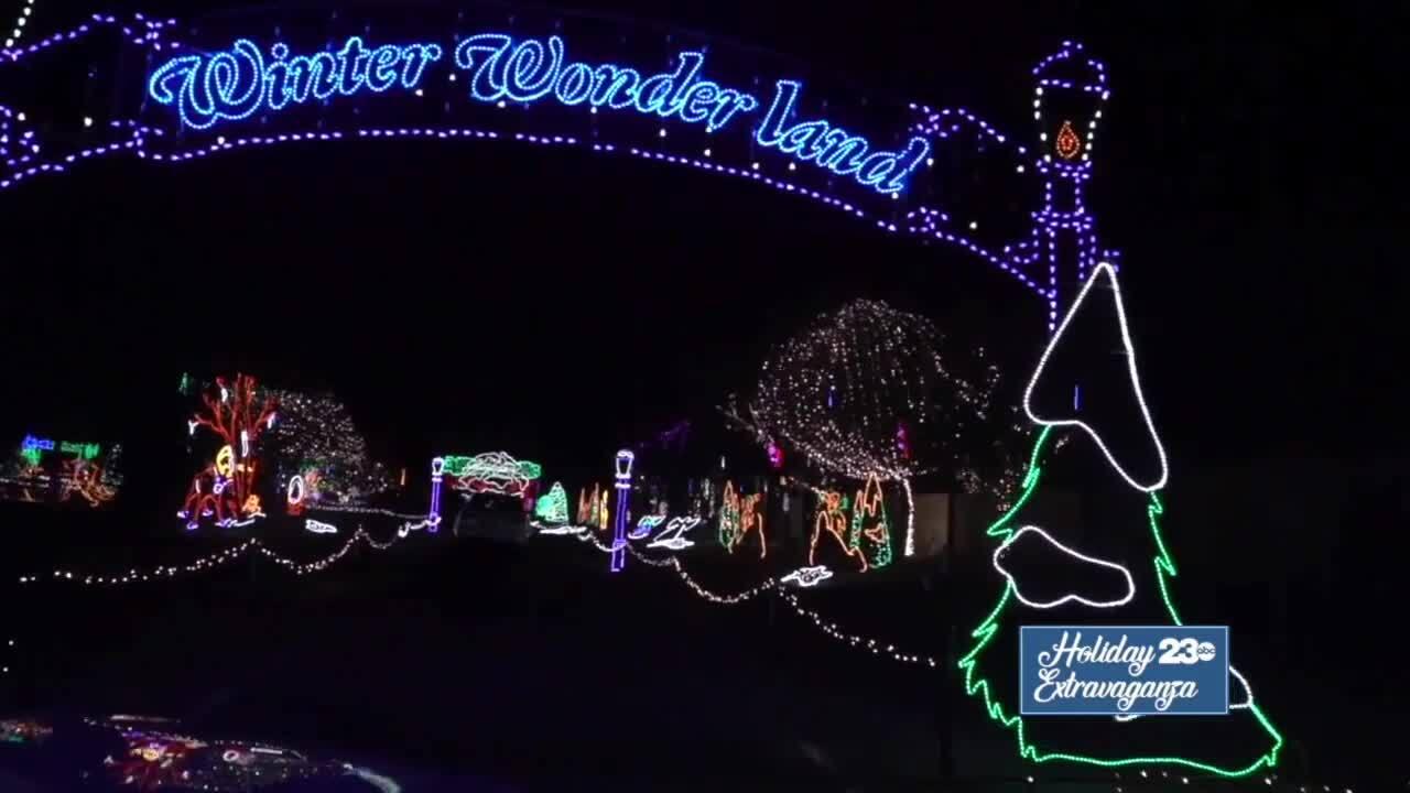 Holiday Extravaganza CALM Holiday Lights
