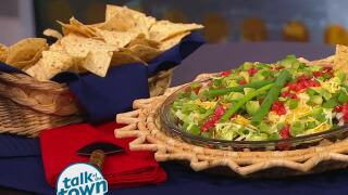 Fiesta 7 Layer Dip Makeover