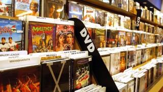 DVD Rentals Top VHS In U.S.