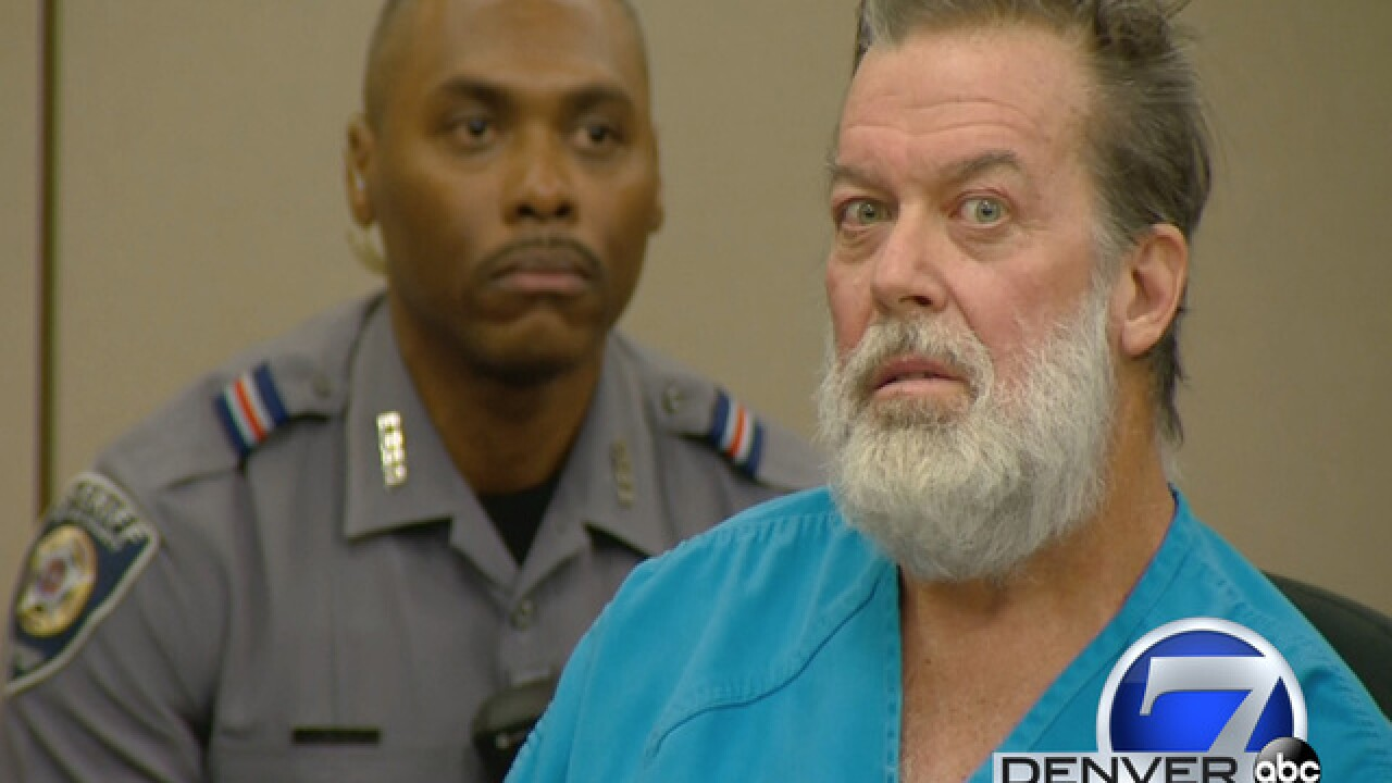 Court: Planned Parenthood shooter can be forcibly medicated