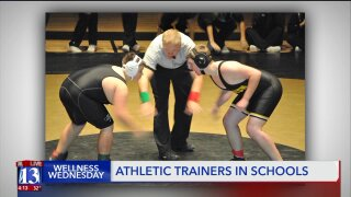 Wellness Wednesday – How Certified Athletic Trainers keep teen athletessafe