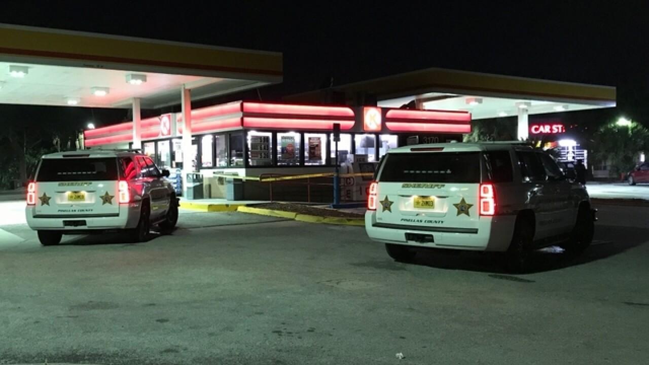 Deputies investigating gas station robberies