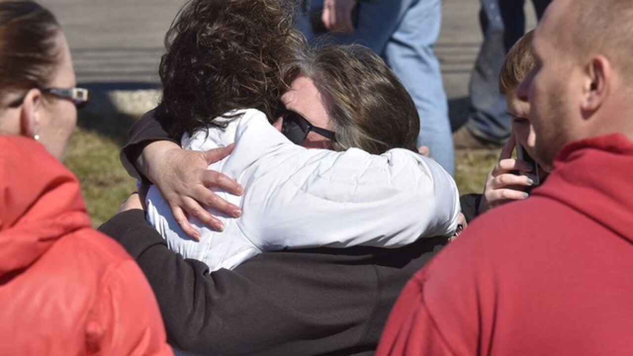 School shooting victim reflects a year later