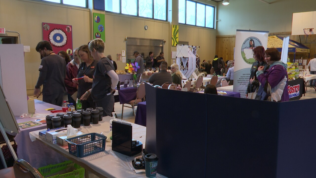 Helena Indian Alliance holds annual health fair