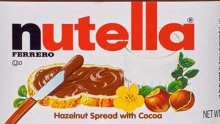 Nutella Has Special Limited-Edition Jars For Back-To-School Season