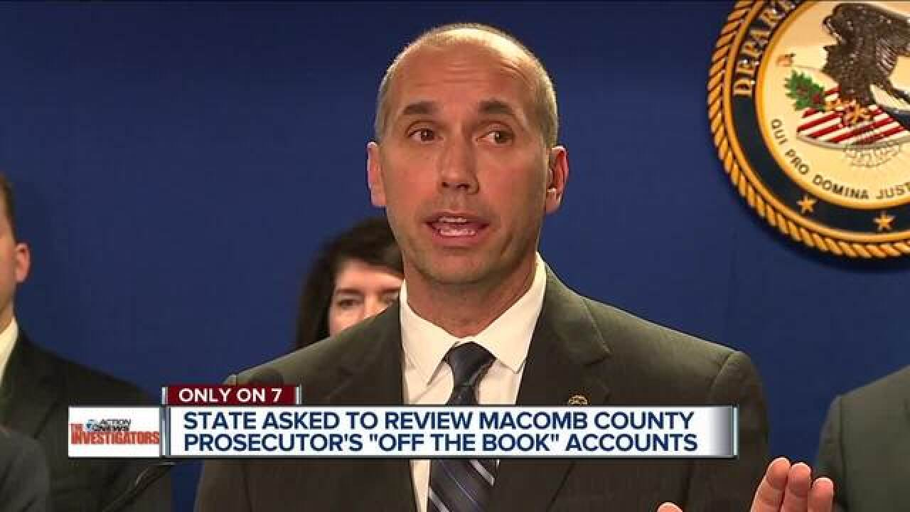 Macomb Co. prosecutor could face investigation