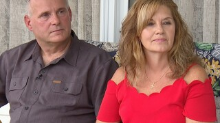 Litchfield couple faces massive bill after ride in air ambulance.