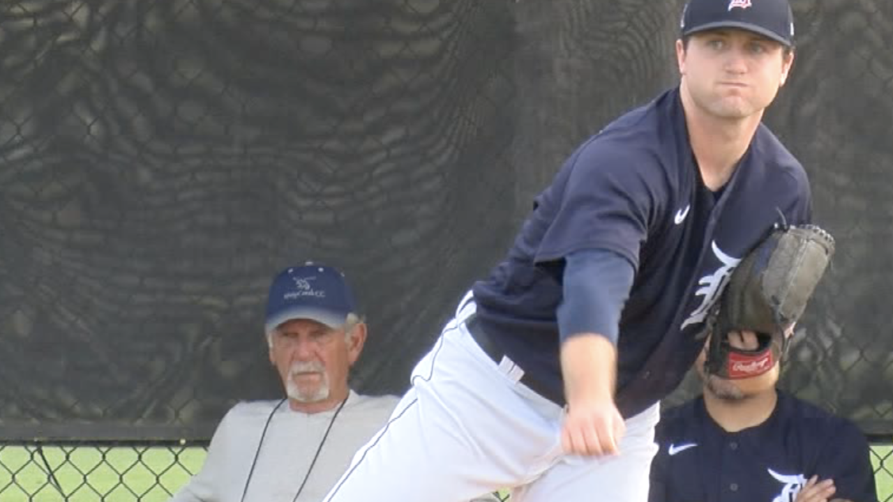 Casey Mize wants the 2020s Tigers to build foundation like '84 Tigers, 90s Braves