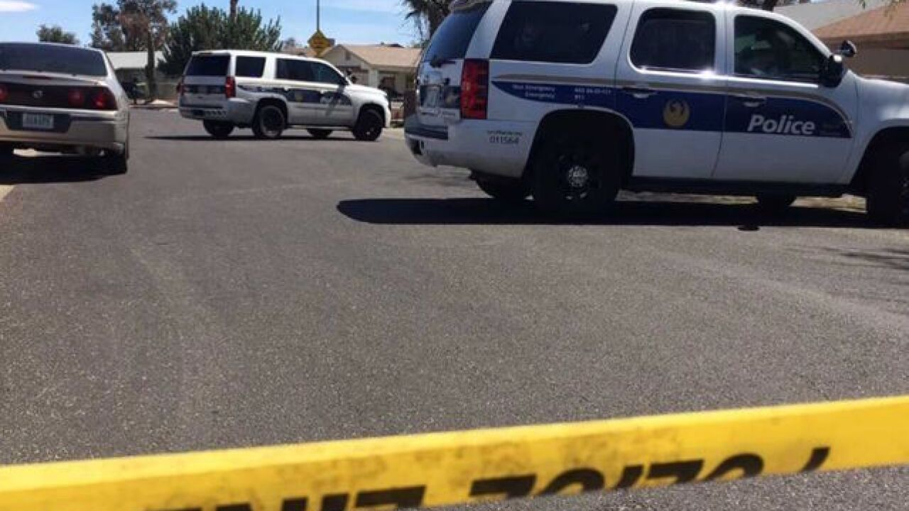 Phoenix police involved in shooting on Friday